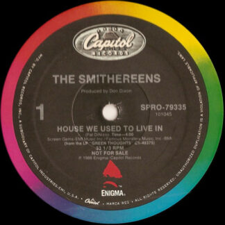 The Smithereens - House We Used To Live In (12