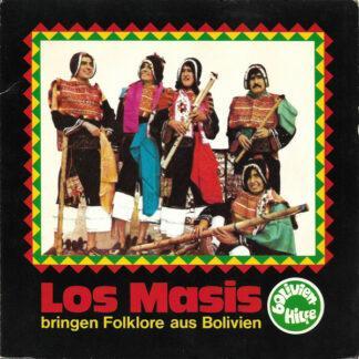 Los Masis - Folklore Aus Bolivien (7