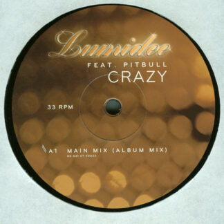 Lumidee Feat. Pitbull - Crazy (12