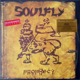 Soulfly - Prophecy (LP + LP, S/Sided, Etch + Album, Ltd, Num, RE, Gol)