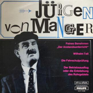 Jürgen von Manger - Jürgen Von Manger (LP)
