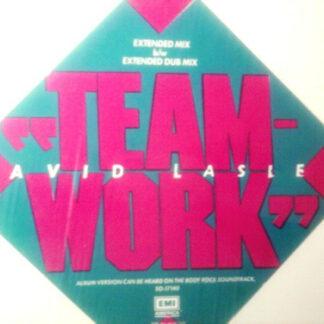 David Lasley - Teamwork (12