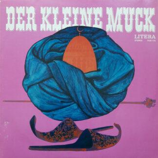 Wilhelm Hauff - Der Kleine Muck (LP, RE, Dar)