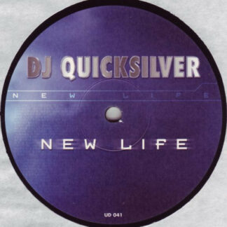 DJ Quicksilver - New Life (12
