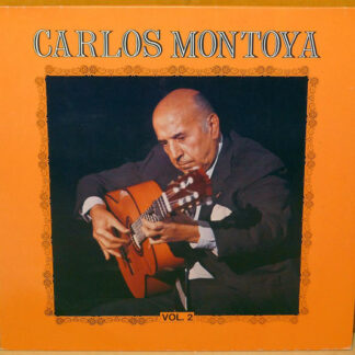 Carlos Montoya - Flamenco Fury Vol.2 (LP, Album)
