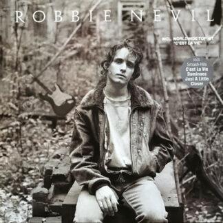 Robbie Nevil - Robbie Nevil (LP, Album)
