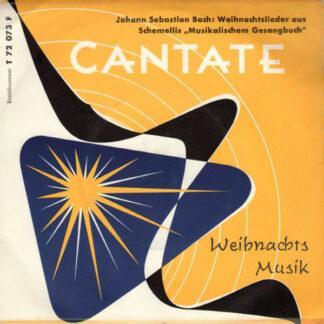 Johann Sebastian Bach - Weihnachtslieder Aus Schemellis