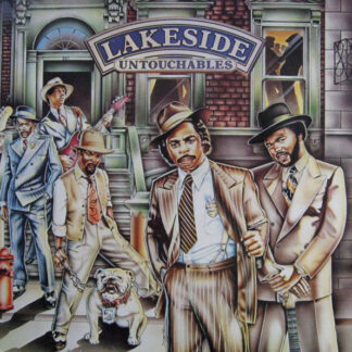 Lakeside - Untouchables (LP, Album)