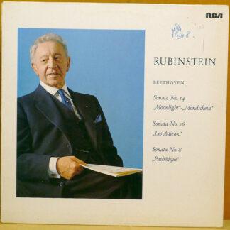 Beethoven*, Rubinstein* - Sonata No. 14