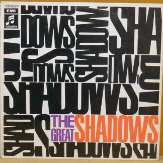 The Shadows - The Great Shadows (LP, Comp)