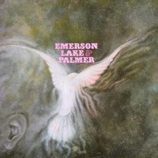Emerson, Lake & Palmer - Emerson, Lake & Palmer (LP, Album, RE)