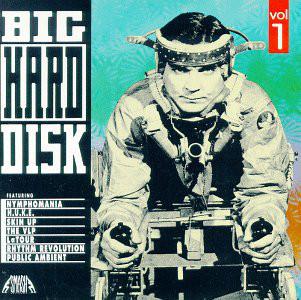 Various - Big Hard Disk Vol 1 (LP, Comp)