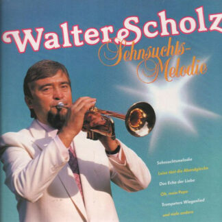 Walter Scholz - Sehnsuchts-Melodie (LP, Comp, Club)