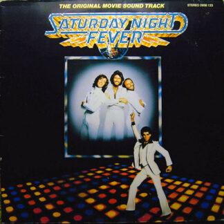 Various - Saturday Night Fever (The Original Movie Sound Track) (2xLP, Album, Comp, Gat)