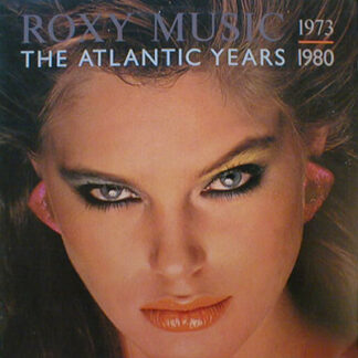 Roxy Music - The Atlantic Years 1973 - 1980 (LP, Comp)