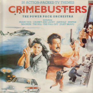 The Power Pack Orchestra - Crimebusters (LP)
