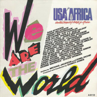 USA For Africa - We Are The World (7