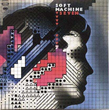 Soft Machine - Seven (LP, Album, RE, 180)