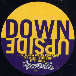 Mystidious Misfitss - Upside Down (Digga Mix) (12
