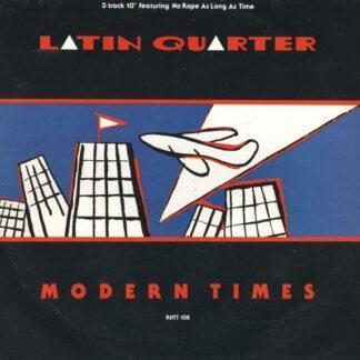 Latin Quarter - Modern Times (10
