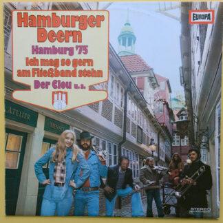 Die Eppendorfer Schiet-Gang - Hamburger Deern (LP, Album)