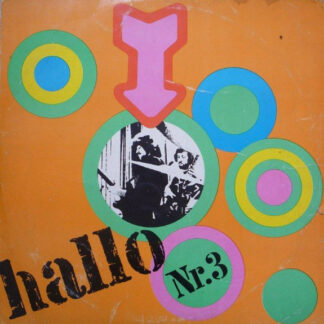Various - Hallo Nr. 3 (LP, Comp)