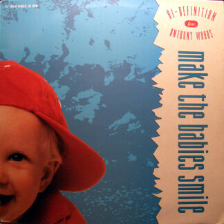 Hi-Definition Feat. Anthony Woods - Make The Babies Smile (12