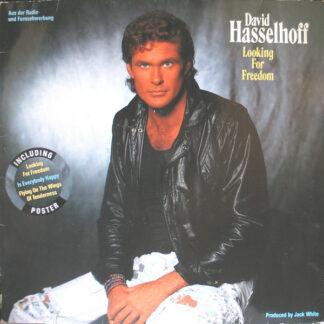 David Hasselhoff - Looking For Freedom (LP, Album)