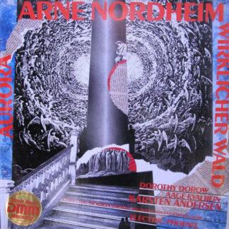 Arne Nordheim - Wirklicher Wald / Aurora (LP)