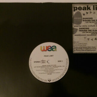 Peak Limit - Dancing 'Round The Floor (Let The Rhythm Move Your Feet) (12
