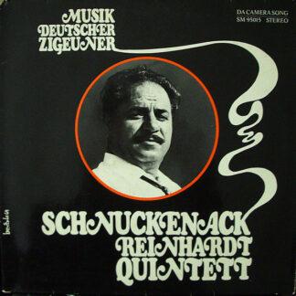 Schnuckenack Reinhardt Quintett - Musik Deutscher Zigeuner (LP, Album, Gat)