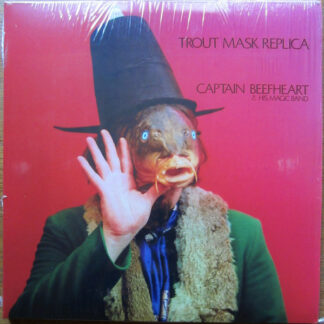 Captain Beefheart & His Magic Band* - Trout Mask Replica (2xLP, Album, RE, RM, Gat)