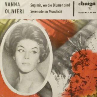 Vanna Olivieri / Rundfunk-Tanzstreichorchester* - Sag Mir, Wo Die Blumen Sind / Serenade Im Mondlicht (7