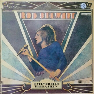 Rod Stewart - Every Picture Tells A Story (LP, Album, Club)