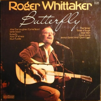 Roger Whittaker - Butterfly (LP, RE, Red)