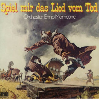 Orchester Ennio Morricone* - Spiel Mir Das Lied Vom Tod (LP, Album, RE)
