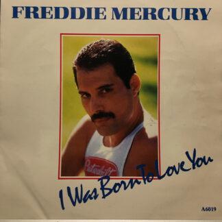Freddie Mercury - I Was Born To Love You (7