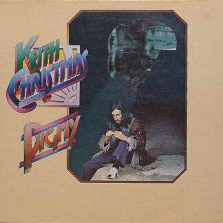 Keith Christmas - Pigmy (LP, Album, RE)