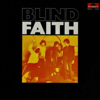 Blind Faith (2) - Blind Faith (LP, Album)