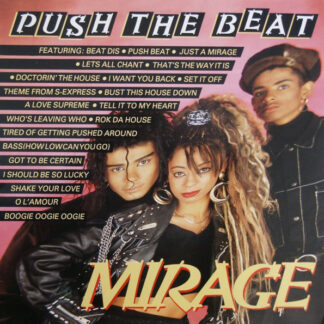 Mirage (12) - Push The Beat (12