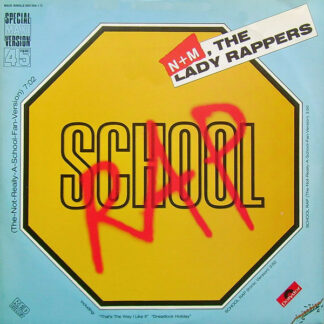 N + M, The Lady Rappers* - School Rap (12
