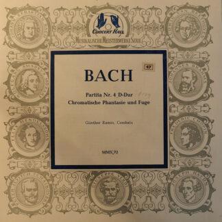 Johann Sebastian Bach - Partita Nr. 4 D-Dur (10
