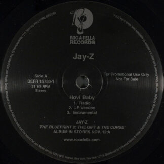 Jay-Z - Hovi Baby / U Don't Know (Remix) (12
