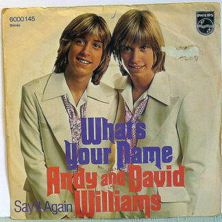 Andy & David Williams* - What's Your Name (7