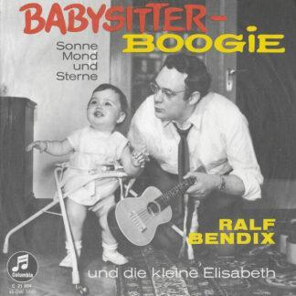 Ralf Bendix Und Die Kleine Elisabeth - Babysitter-Boogie (7