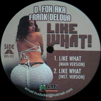D. Fox* - Like What! (12