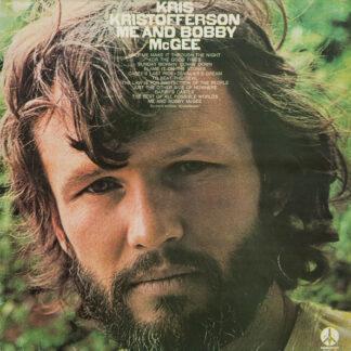 Kris Kristofferson - Me And Bobby McGee (LP, Album, RE)