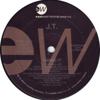 J.T. - Swing It (12