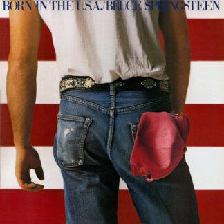 Bruce Springsteen - Born In The U.S.A. (LP, Album, Sun)