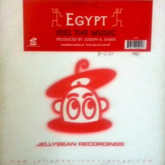 Egypt - Feel The Music (12